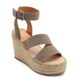 Dolce Vita Shayla Espadrille Wedge Sandal Women's Shoes   DSW   DSW