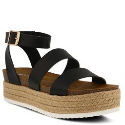 Patrizia by Spring Step Larissa Espadrille Platform Sandal Women's Shoes   DSW   DSW