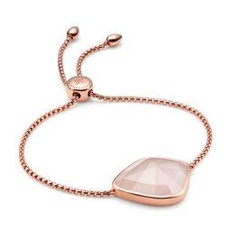 Siren Nugget Cocktail Friendship Chain Bracelet | Monica Vinader (US)