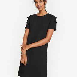 Bow Sleeve T-Shirt Shift Dress | Ann Taylor | Ann Taylor (US)
