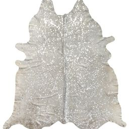 Natural Scotland Cowhide Rug, 6'x7' - Southwestern - Novelty Rugs - by LIFESTYLE | Houzz