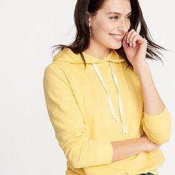 French Terry Pullover Hoodie for Women   Old Navy US