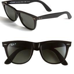 Ray-Ban Classic Wayfarer Polarized 54mm Sunglasses   Nordstrom   Nordstrom