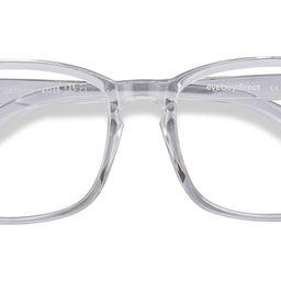 Uptown | Clear Plastic Eyeglasses | EyeBuyDirect | EyeBuyDirect.com
