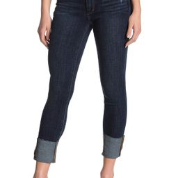 Joe's Jeans | Mid Rise Cuff Crop Jeans | Nordstrom Rack | Nordstrom Rack