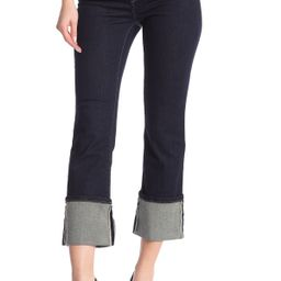 BLANKNYC Denim | Tall Cuff Kick Flare Jeans | Nordstrom Rack | Nordstrom Rack