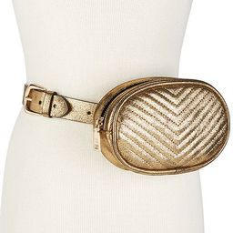Chevron Quilted Fanny Pack | Macys (US)