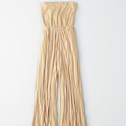 AE Knit Striped Tube Jumpsuit   American Eagle Outfitters (US & CA)