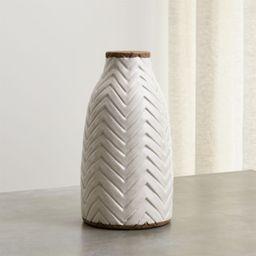 Adra Vase   Crate & Barrel