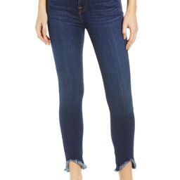Wave Hem Ankle Skinny Jeans | Nordstrom