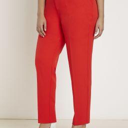 Slim Leg Trouser | Women's Plus Size Pants | ELOQUII | Eloquii