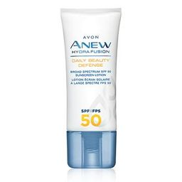 Anew Hydra Fusion Daily Beauty Defense SPF 50 | Avon