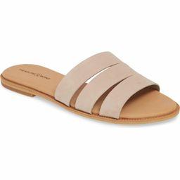 Miles Slide Sandal | Nordstrom