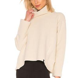 Varley Colina Sweatshirt in Birch from Revolve.com   Revolve Clothing (Global)