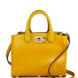 Salvatore Ferragamo Mini Studio Top Handle Bag Back to Results -  Handbags - Bloomingdale's   Bloomingdale's (US)