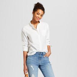 Women's Long Sleeve Camden Button-Down Shirt - Universal Thread™ | Target