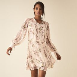 Lucca Floral White Floral Smock Dress – REISS   Reiss (UK)