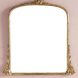 Gleaming Primrose Mirror   Anthropologie (US)