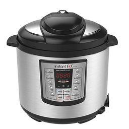 Instant Pot IP-LUX60 V3 Programmable Electric Pressure Cooker, 6Qt, 1000W | Amazon (US)