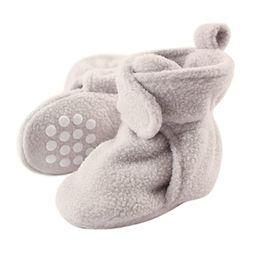 Luvable Friends Baby Unisex Fleece Scooties | Amazon (US)