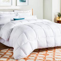 Linenspa All-Season Down Alternative Quilted Comforter - Hypoallergenic - Plush Microfiber Fill -...   Amazon (US)