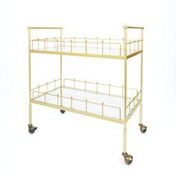 https://www.wayfair.com/furniture/pdp/mercury-row-vadnais-2-tier-rectangular-bar-cart-mcrw6698.html | Wayfair North America
