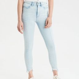 AE 360 Ne(X)t Level Highest Waist Jegging Crop   American Eagle Outfitters (US & CA)