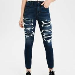 AE 360 Ne(X)t Level Curvy High-Waisted Jegging   American Eagle Outfitters (US & CA)