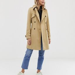 ASOS DESIGN trench coat   ASOS US