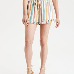 AE High-Waisted Paperbag Short | American Eagle Outfitters (US & CA)