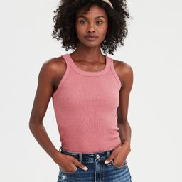 AE High Neck Tank Top | American Eagle Outfitters (US & CA)