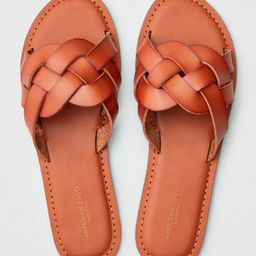 AEO Braid Slides | American Eagle Outfitters (US & CA)