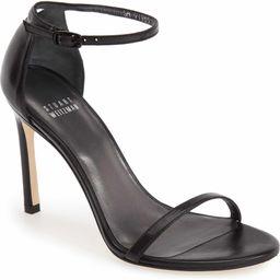 Stuart Weitzman Nudistsong Ankle Strap Sandal (Women) | Nordstrom | Nordstrom