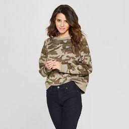 Women's Crew Neck Sweatshirt - Universal Thread™ | Target