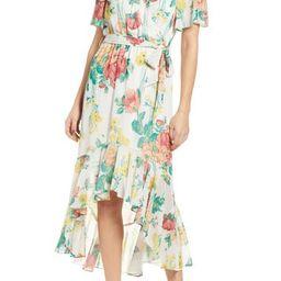 https://m.shop.nordstrom.com/s/leith-flutter-sleeve-high-low-dress/5140339?origin=keywordsearch-pers | Nordstrom