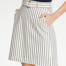 The Striped Marina Skirt | Ann Taylor | Ann Taylor (US)