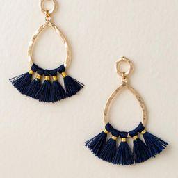 Evony Teardrop Tassel Earrings | Francesca's Collections