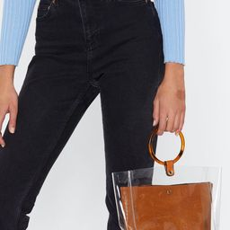 WANT Fly Off the Handle Resin Pouch Bag | NastyGal (US & CA)