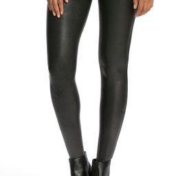 SPANX® Faux Leather Leggings | Nordstrom | Nordstrom