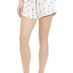 Bobeau Tie Front Shorts | Nordstrom | Nordstrom