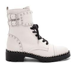 Sam Edelman Jennifer Boot in Bright White from Revolve.com | Revolve Clothing (Global)
