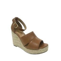 Women's Time And Tru Covered Wedge   Walmart (US)