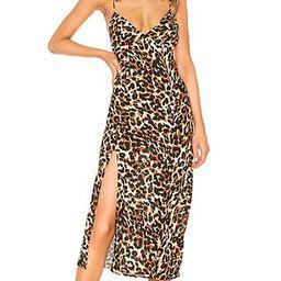 Endless Summer Harper Slip Dress in Leopard from Revolve.com   Revolve Clothing (Global)