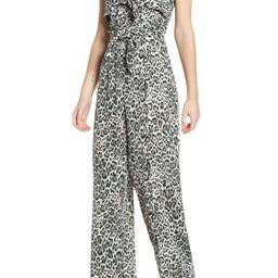 Tie Front JumpsuitSOCIALITE   Nordstrom