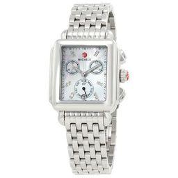 Michele Deco Day Diamond Ladies Watch MWW06P000014 | Walmart (US)