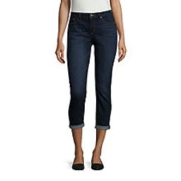 ana Skinny Denim Ankle CropJeans JCPenney | JCPenney