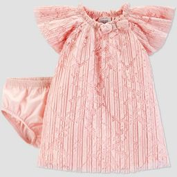 Baby Girls' Lace Dress - Just One You® made by carter's Pink | Target