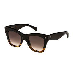 Celine Two-Tone Gradient Cat-Eye Sunglasses | Neiman Marcus