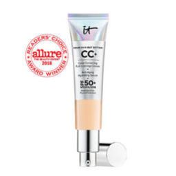 Your Skin But Better CC+ Cream with SPF 50+ | IT Cosmetics (US)