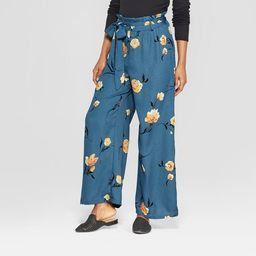 Women's Paperbag Waist Wide Leg Pants - Xhilaration™ | Target